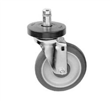 Franklin Machine Products  126-1514 Caster, Stem (5 Poly with Bumper )