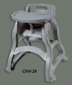 "Winco CHH-29-C2 Caster 2"" for CHH-29 High Chair"