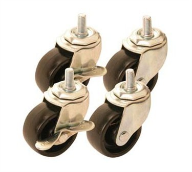 Franklin Machine Products  256-1090 Caster Kit (3)