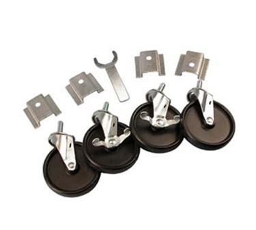 Franklin Machine Products  237-1163 Caster Kit (5, Stem) (4)