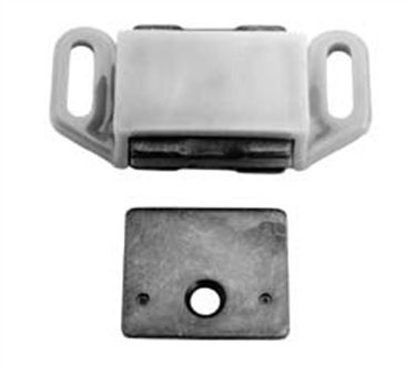 Franklin Machine Products  134-1076 Catch, Magnetic (Steel )