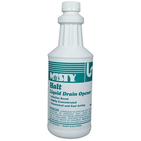Caustic Drain Opener12/32Oz