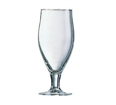 Cardinal 7134 Arcoroc Cervoise 10-1/2 oz. All-Purpose Glass Goblet