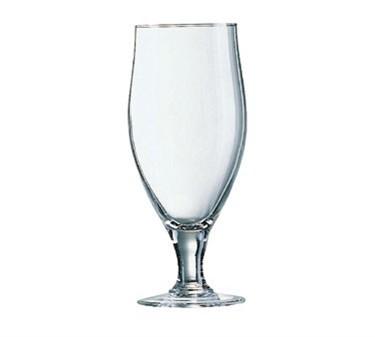 Cardinal 7132 Arcoroc Cervoise 12-1/2 oz. All-Purpose Glass Goblet