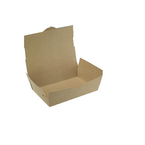 Champ Pak Microwave Safe Carry Out Container 3 1/2