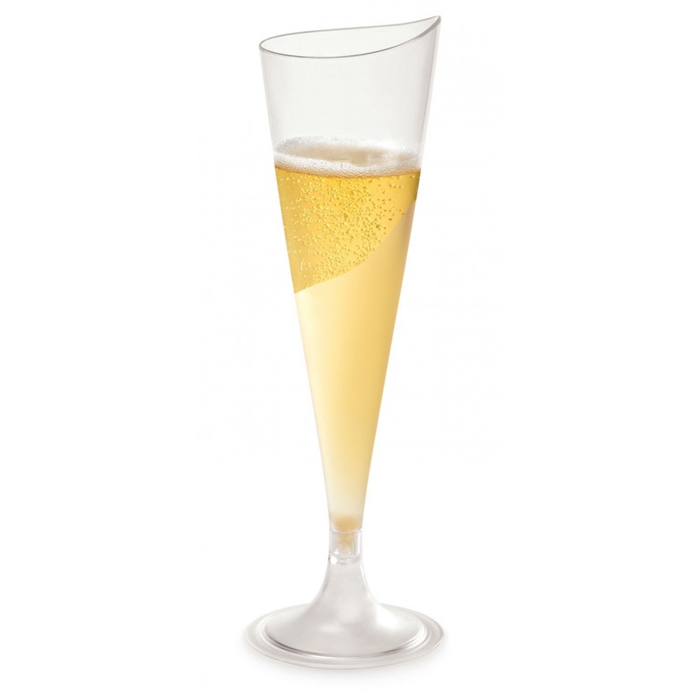 Champagne Flute 4 oz Clear- 2.06