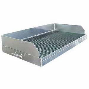 Charbroiler for Commercial Gas Grill