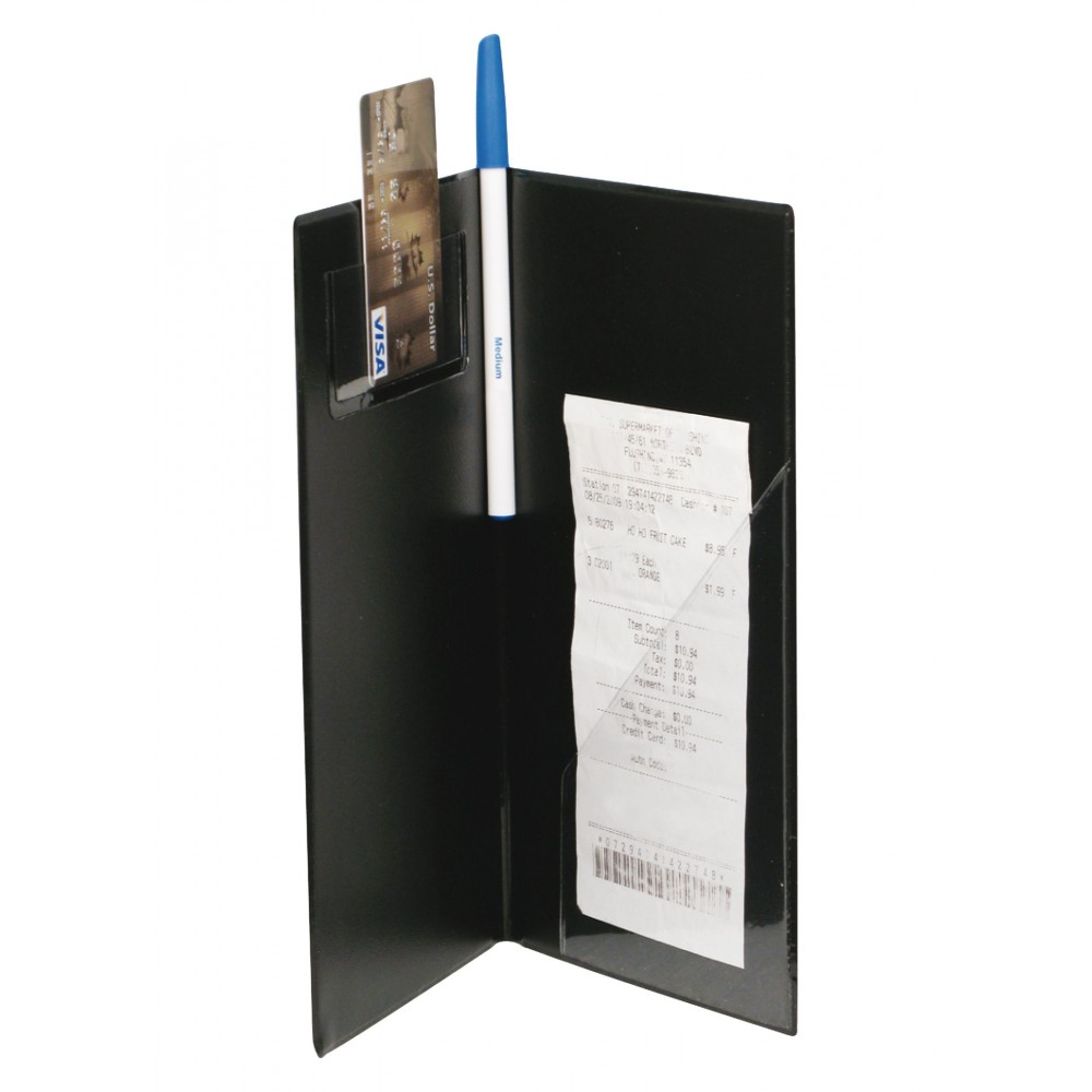 "Winco CHK-1K Check Holder 10"" x 5-1/2"""