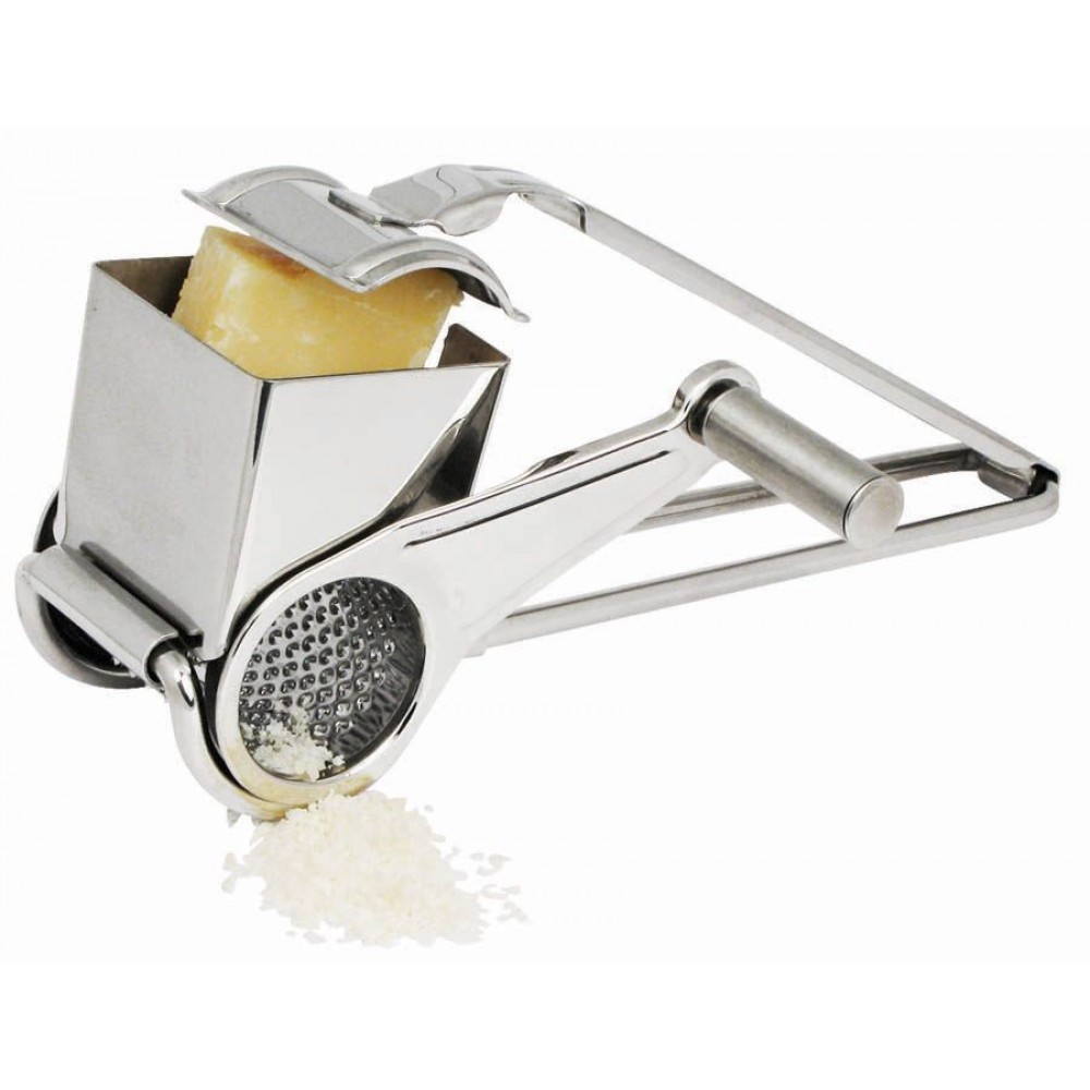 Cheese Grater with Cheese Drum