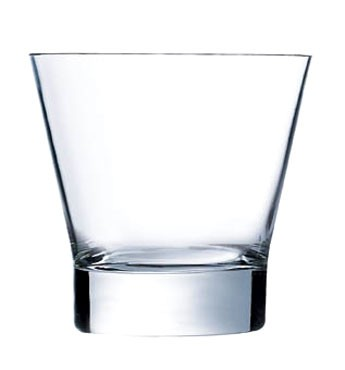 Chef & Sommelier Distinguo 10-3/4 Oz. Old Fashioned Glass - 3-3/4