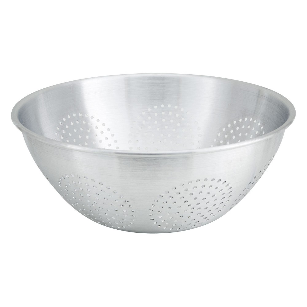 Chinese-Style Aluminum 16-Qt Colander