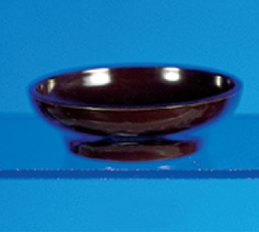 Chocolate Melamine 4-1/2 Oz. Tulip/Salsa Bowl - 4