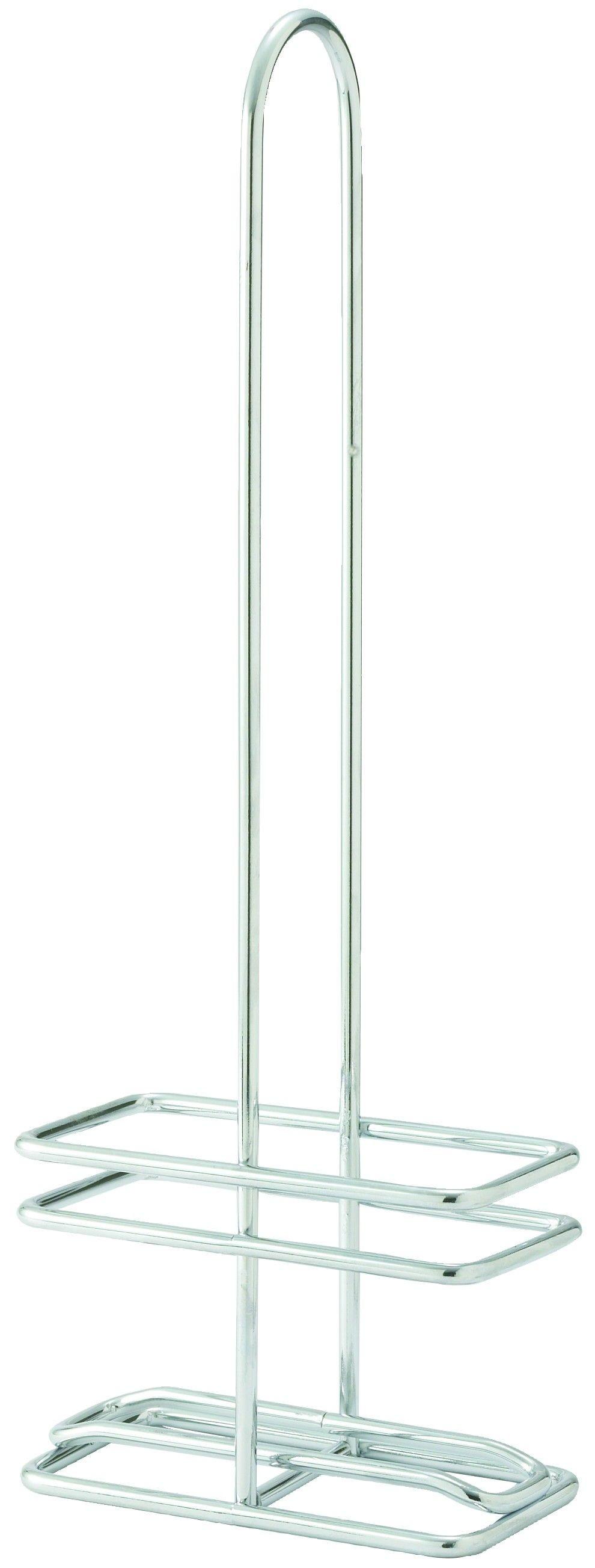 Winco WH-8 Chrome Wire Rack for 8 oz. Oil and Vinegar Cruet