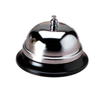 TableCraft 8381 Chrome-Plated Call Bell 3""