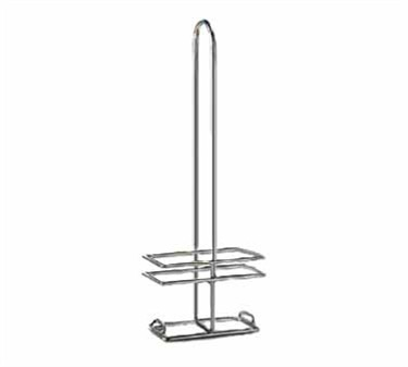 Chrome-Plated Cruet Rack For 2 Square Oil & Vinegar Dispenser