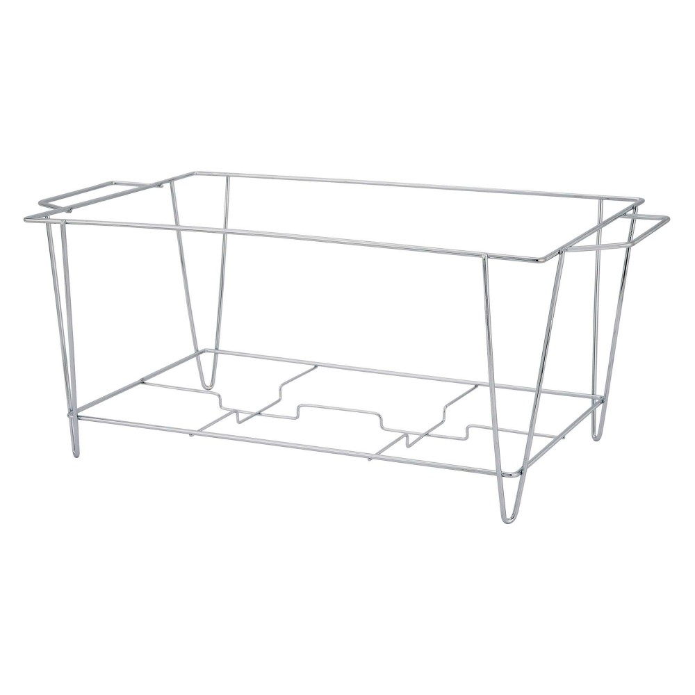 Chrome Plated Wire Chafer Stand