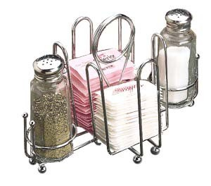 Chromed Combo Rack For 1-5/8