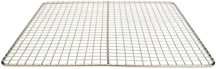 "Winco FS-1313 Chromed Plated Fryer Screen 13"" x 13"""