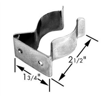 Clamp, Kick Plate