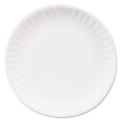 Clay Coated Paper Plates, 6