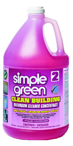 Clean Building Bathroom Cleaner Concentrate, Unscented, 1 gal. Bottle