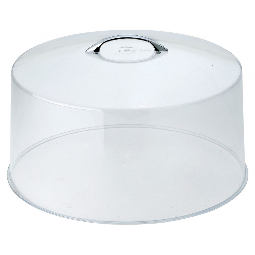 Winco CKS-13C Clear Acrylic Cake Cover for CKS-13