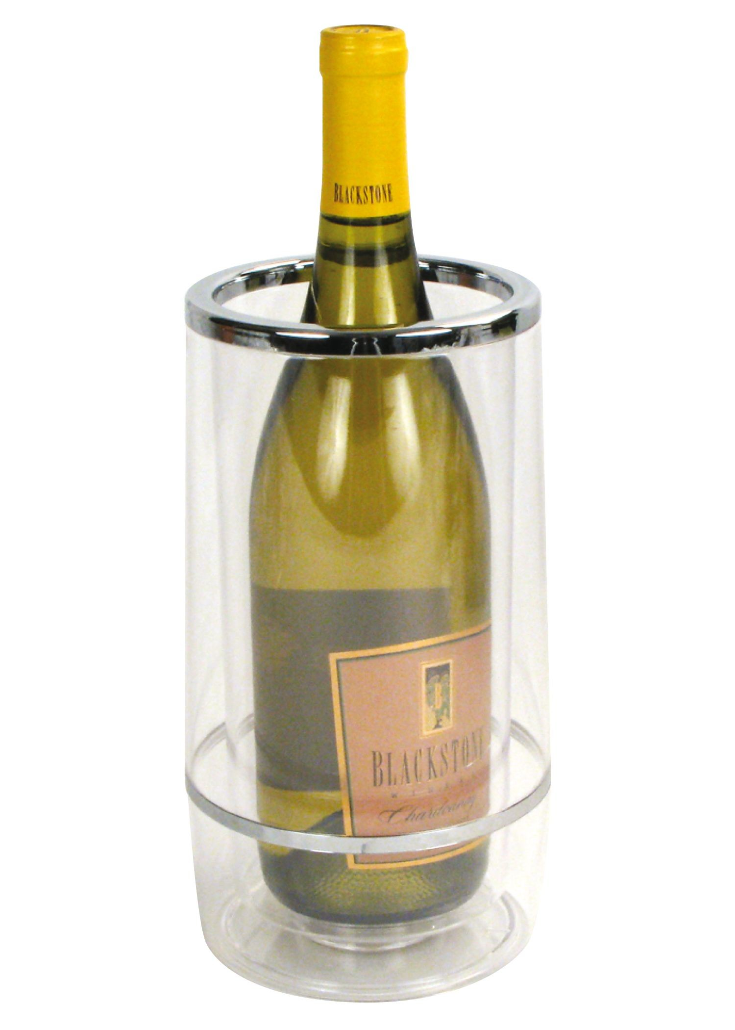 Winco WC-4A Clear Acrylic Wine Cooler