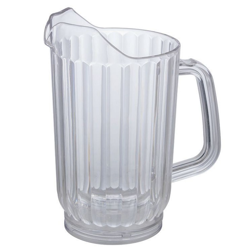 Clear Polycarbonate 32 Oz. Water Pitcher