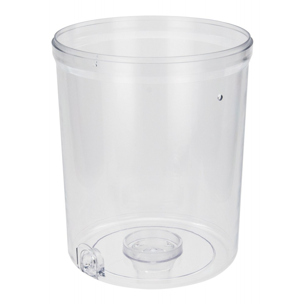 Clear Polycarbonate Beverage Jar For 7.5-Qt Juice Dispenser