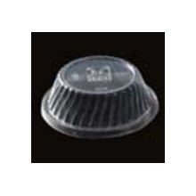 Clear Polystyrene Disposable Lid for DD-60 & DD-80 (1000 pieces/cs)