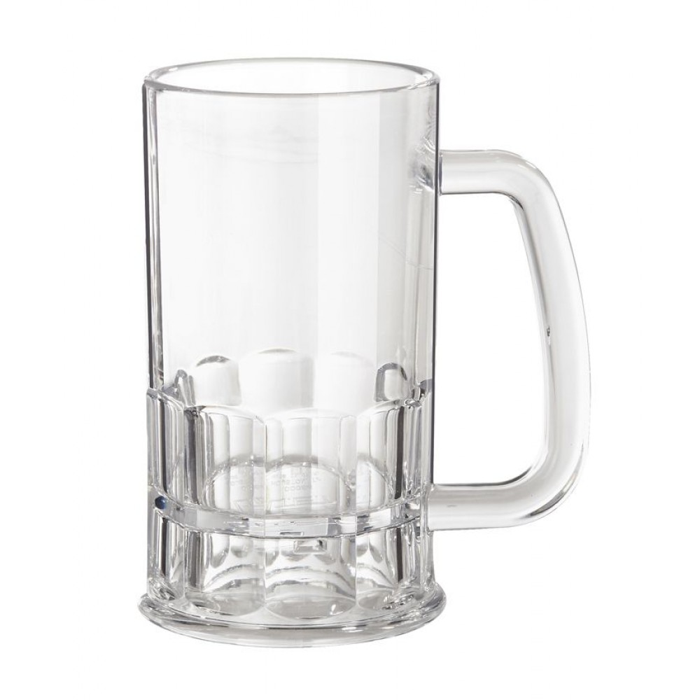 Clear Tritan 12 oz. (12.35 oz. Rim-Full), 3