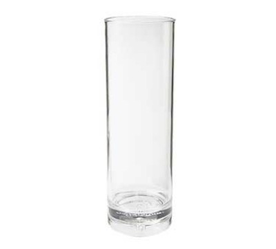 Clear Tritan 14 oz. (14 oz. Rim-Full), 2.5