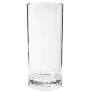Clear Tritan 9 oz. (9.5 oz. Rim-Full), 2.5