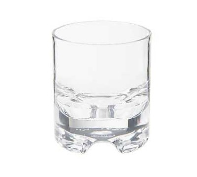 Clear Tritan 9 oz. (9 oz. Rim-Full), 3.31
