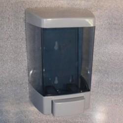 Clearvu Lotion Soap Dispenser 46Oz Gray