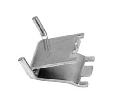 Franklin Machine Products  135-1246 Clip, Pilaster (with Wire, Zp )