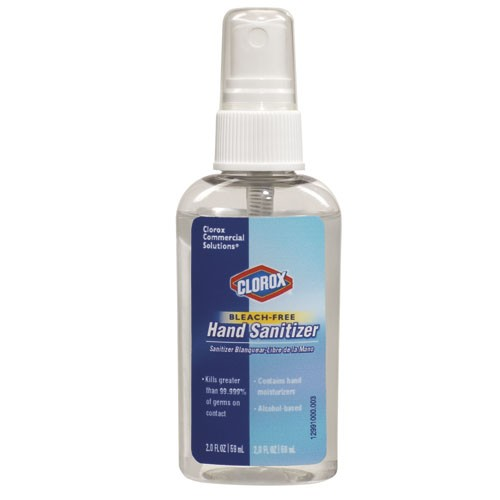 Clorox Anywhere Hand Sanitizer, 2 Oz