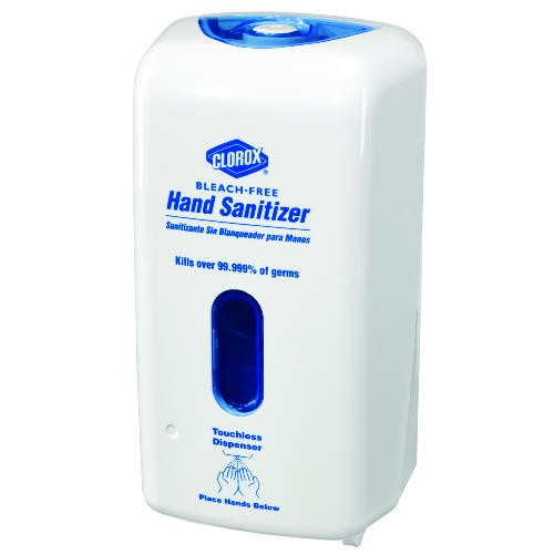 Clorox Hand Sanitizer Touchless Dispenser 4/Case