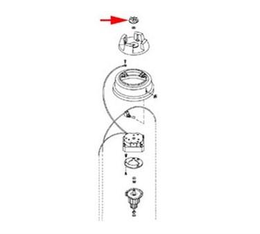 Franklin Machine Products  176-1086 Clutch (Coarse)