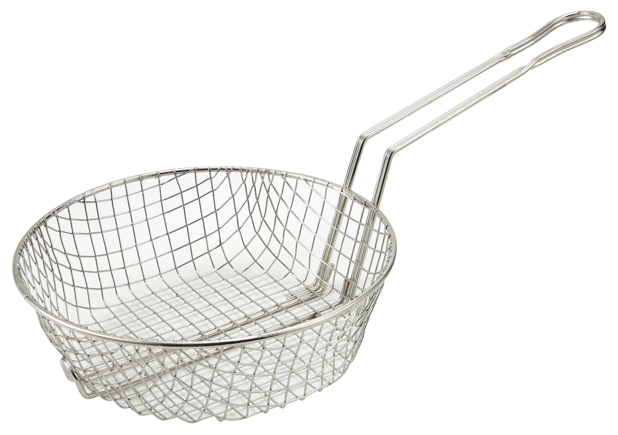 Winco MSB-10 Coarse Mesh Culinary Basket 10