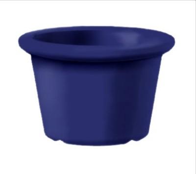 Cobalt Blue Melamine 1.5 oz., 2.25