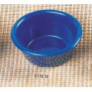 Thunder Group ML537CB Cobalt Blue Melamine 3 oz. Smooth Ramekin 3-1/8""