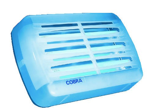 Cobra™ Translucent 45 Watt, Light Insect Insect Trap, 16.8w x 7.6d x 22.6h
