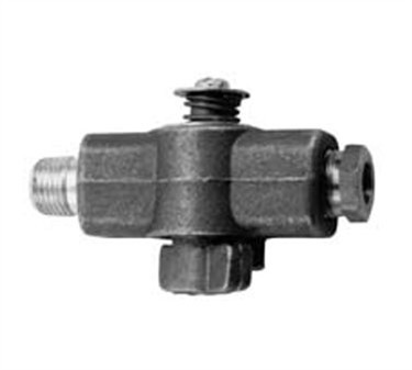 Franklin Machine Products  169-1029 Cock, Gas (F/ 1/4Od Tube X1/8 )