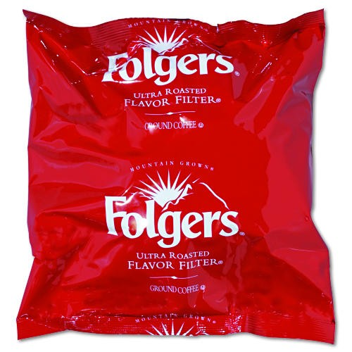 Coffee Filter Packs, Regular, .9 oz