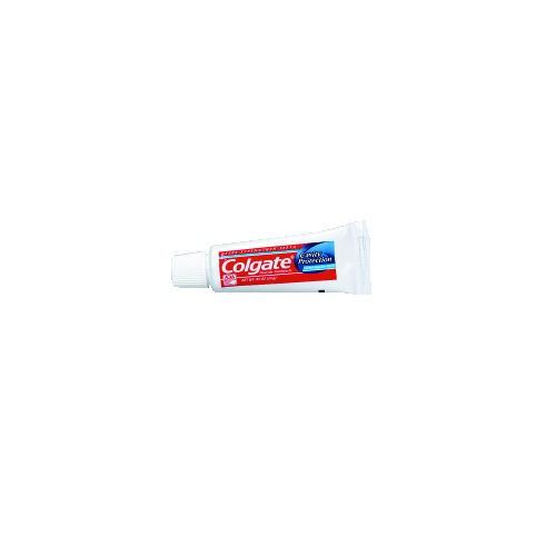 Colgate Flouride Toothpaste Tube, .85 Oz