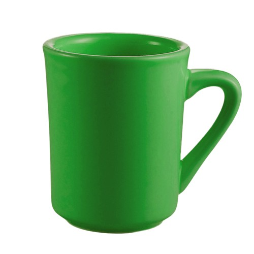 Color Mug 8 Oz Green
