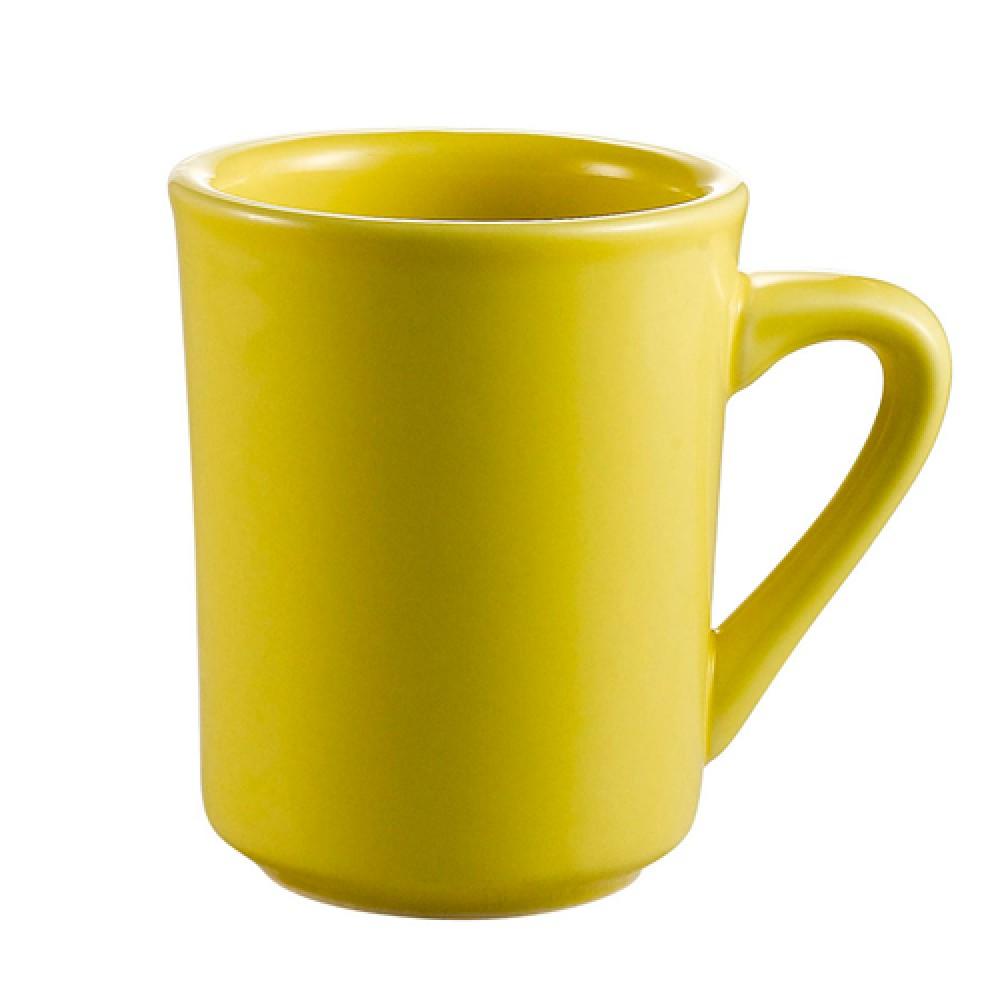 Color Mug Yellow 8.5 oz.