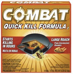Combat Large Superbait 12/8 Pk
