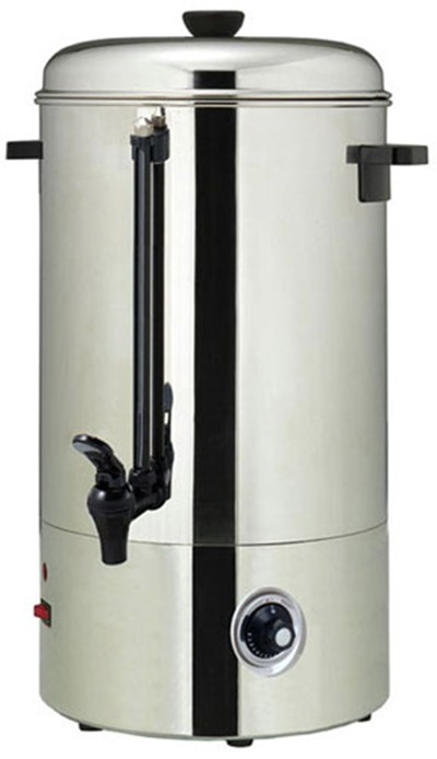 Adcraft WB-40 Countertop Electric Water Boiler, 40 Cup